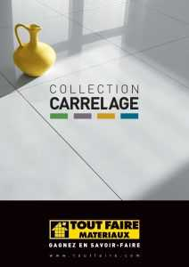 thumbnail of catalogue CARRELAGE